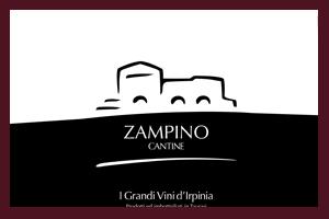 CAMPANIA BIANCO Cantine Zampino cartone da 6 pz 750ml